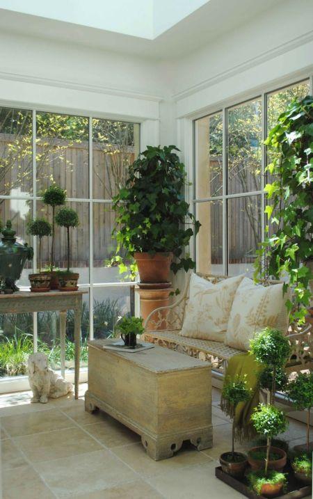 jardin hiver meuble recup