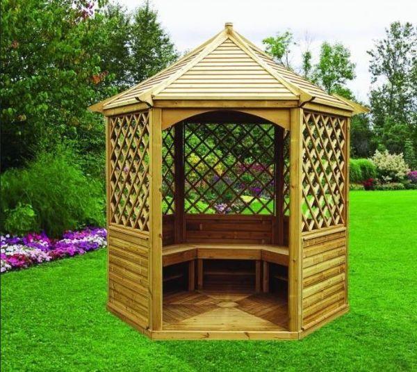 kiosque de jardin