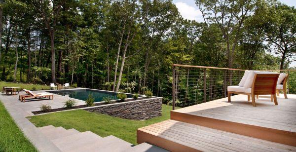 Pose et entretien de terrasse